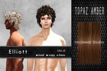 Uw.st   Elliott--Hair  Topaz amber