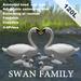 Mesh swan box