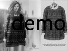 Bens Boutique - Vendy Sweater - Hud Driven Demo
