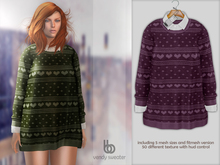 Bens Boutique - Vendy Sweater - Hud Driven