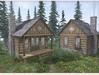 Alpine cabin 0