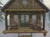 Alpine cabin 1