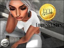 IDOLI. Beauty //  Empress Lashes CATWA APPLIER(ADD)
