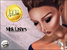 IDOLI. Beauty //  Mink Lashes CATWA APPLIER(ADD)