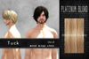 Uw.st   Tuck-Hair  Platinum blond
