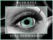 Mesh Eyes Flower