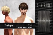 Uw.st   Taiga-Hair  Silver wolf