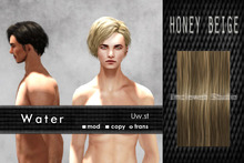Uw.st   Water-Hair  Honey beige