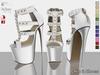 C&S Heaven Heels 12 Colors HUD (Compatible with Slink High, Maitreya Lara and Belleza)