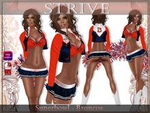 {SD} COSTUME - SUPERBOWL - BRONCOS (Slink & Omega Appliers)