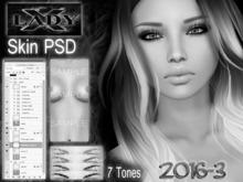 Lady-X-2016-3-Skin PSD -DEMO