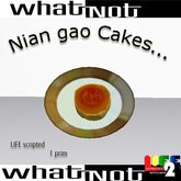 WhatNot Box Life2 Nian Gao Cake (2)