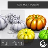 MESH Pumpkins