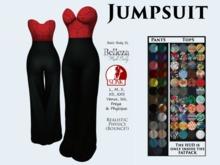 Jumpsuit. NAKA. (20) [ Belleza Slink & Classic Mesh ]