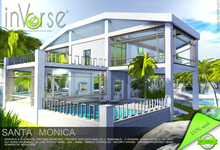 inVerse® MESH - Santa Monica - full furnished contemporary house