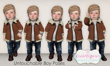{Confetti Poses} Untouchable Kids Poses