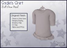 Sadie's Shirt - Fullperm *BIRTHDAY SALE*