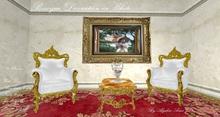 Baroque Decoration White