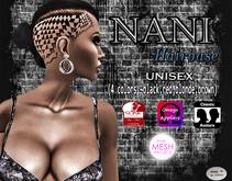 :Kandy Tattoos::Nani Hairbase::unisex