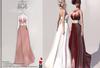 :::KC::: Stasey Dress Peach