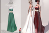 :::KC::: Stasey Dress Esmeralda