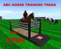 ABC Horse Training Tread Mill