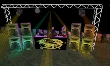 WEARABLE DJ BOOTH !!!
