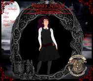 Inara's School Uniform Gryff Jumper-Hogwarts-Harry Potter