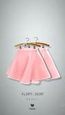 -Pixicat- Flirty Skirt (Pink)