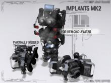 [Nerox][Implants mk2]