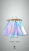 -Pixicat- Flirty Skirt (Holographic)