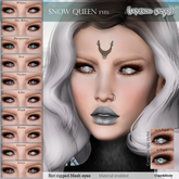 .{PSYCHO:Byts}. Snow Queen Eyes - Fatpack