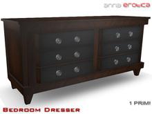 Anna Erotica - Bedroom Dresser - 1 Prim (box)