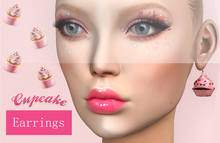 **Stylovely** Cupcake Earrings 7 Colors