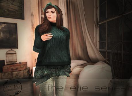 an lar [poses] The Ellie Series