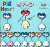 CDD-Pig Heart Brown Box