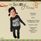 Group Gift - Timeout Outfit