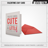 [Commoner] Valentines Day Card