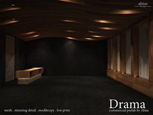 Drama - commercial prefab by Abiss