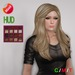 "edeLsToRe woman mesh hair "" Bliss "" all colors incl HUD and LoLa version (Special Rigged Mesh Hair)"