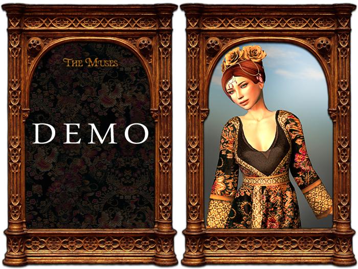 The Muses . Ariane Burgundian (DEMO)
