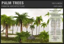 :Fanatik Architecture: PALM TREES