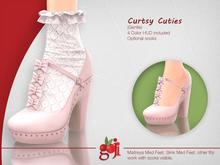 Goji Shoes - Curtsy Cuties - Gentle