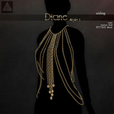 . aisling . Diane Style 1 - Chest Jewelry (Fitted)