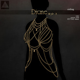 . aisling . Diane Style 3 - Chest Jewelry (Fitted)