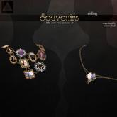 . aisling . Souvenirs Necklace