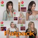 "edeLsToRe woman mesh hair "" Fatpack ""  v2.5 save money 48%"
