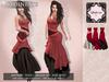 Antoinette pack rouge