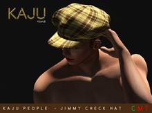 KajU People  - Jimmy check hat