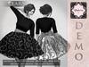 :-:Chambre Rose:-: DEMO Clara black/red